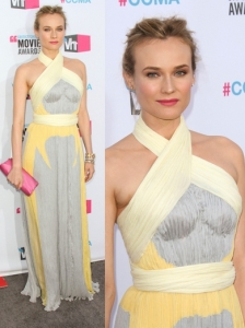 2012 Critics Choice Awards Celebrity Dresses