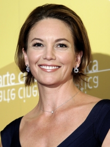 Diane Lane Jaw-Length Bob Hairstyle