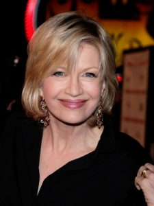 Diane Sawyer's Short Bob Haircut