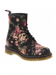 Dr. Martens Eye Victorian Flowers Boots
