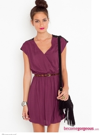 Dreamweaver Wrap Dress