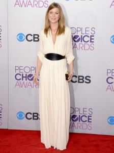 Ellen Pompeo's Dress at 2013 People's Choice Awards