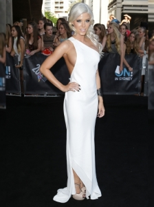 Ellie Kelaart at the 2012 ARIA Awards