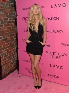 Elsa Hosk at the VS Show 2012 After Party