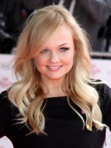 Emma Bunton Soft Waves Hairstyle