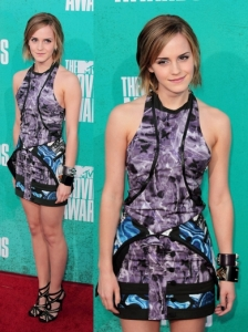 2012 MTV Movie Awards Outfits