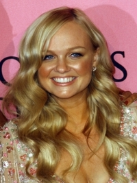 Emma Bunton Long Wavy Hairstyle