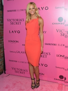 Erin Heatherton at the VS Show 2012 After Party