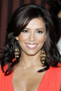 Eva Longoria Layered Hairstyle