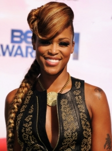 Eve Braid Hairstyle 2011 BET Awards