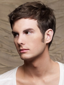 Chic Short Haircut For Men
