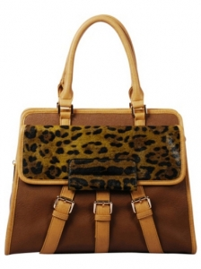 Wild Leopard Maxi Bag from Vieta