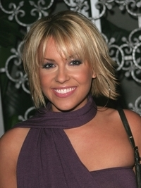 Farah Fath Layered Bob Hairstyle