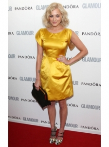Fearne Cotton in Miu Miu