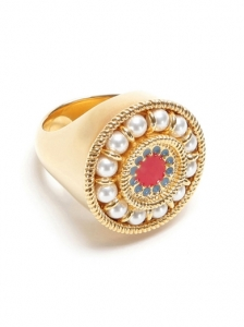 Fendi Statement Ring