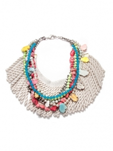 Fenton Bright Statement Necklace