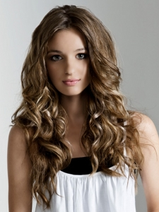 Long Loose Curls Hair Style
