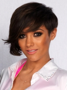 Frankie Sandford Short Crop with Long Top Layers