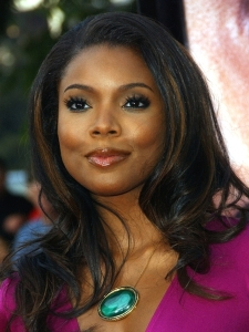 Gabrielle Union's Long Curly Hairstyle