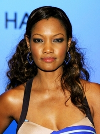 Garcelle Beauvais Half Up Half Down Hairstyle