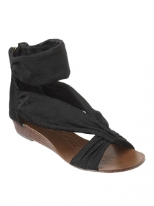 Nine West Geenah Black Flats