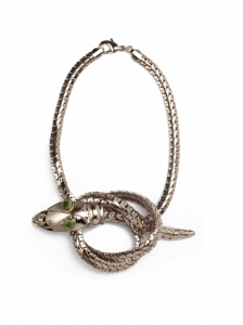 Giambattista Valli Snake Necklace