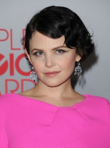 Ginnifer Goodwin Wavy Bob Hairstyle