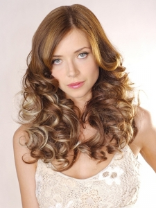 Chic Blonde Hair Highlights