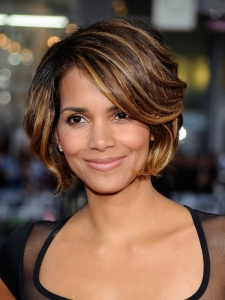 Halle Berry's New Bob Haircut