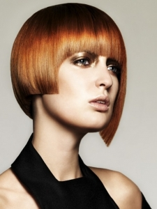 Gorgeous Short Choppy Bob Haircut