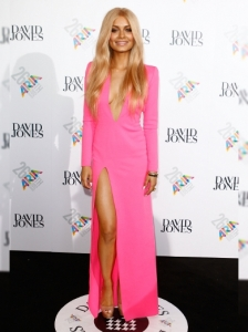 Havana Brown at the 2012 ARIA Awards