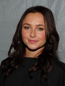 Hayden Panettiere New Brown Hair Color