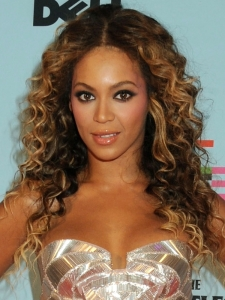 Beyonce's Hairstyle at the 2009 MTV EMAs