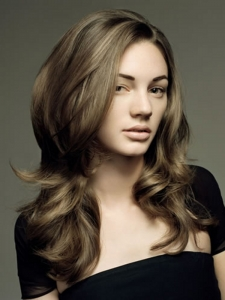 Long Layered Hair Style