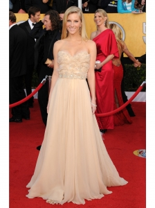 Heather Morris in Romona Keveza
