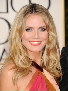 Heidi Klum Beauty Secret