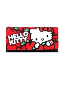 Hello Kitty Apple Wallet