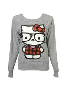 Back to School Hello Kitty Top