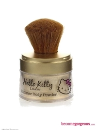 Hello Kitty London Shimmer Body Powder