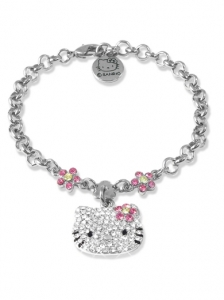 Chic Hello Kitty Bracelet