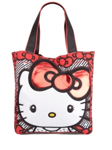 Hello Kitty Big Bow Handbag