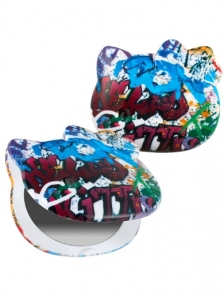 Hello Kitty Graffiti Compact Mirror