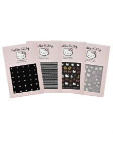 Hello Kitty Nail Art Stickers