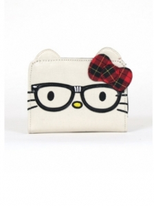 Hello Kitty Nerd Face Wallet
