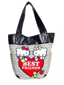 Hello Kitty Best Friend Tote Bag