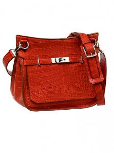 Hermes Crocodile Red Jypsiere