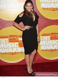 Hillary Scott in Little Black Dress