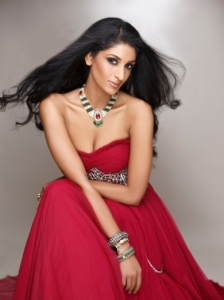 Miss India Vasuki Sunkavalli
