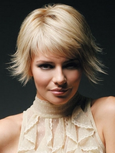 hair style for thin hair pictures medium hairstyles shoulder length 7567