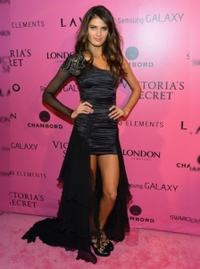 Isabeli Fontana at the VS Show 2012 After Party